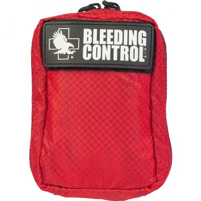 Basic Public Access Individual Bleeding Control Kit - Nylon