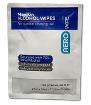 Manikin Alcohol Wipes (50 Pack)