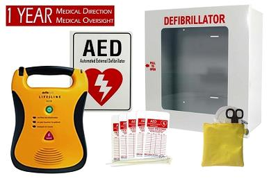 Defibtech Semi-Automatic Business Package
