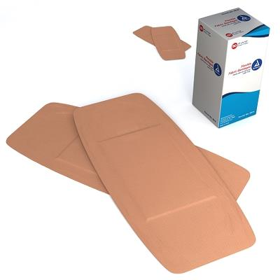 Flexible Fabric Bandages 2