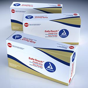 Vinyl Disposable Gloves, S (100/Box)