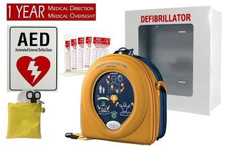 HeartSine 450P Business AED Package