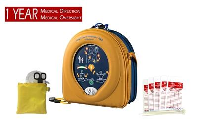 HeartSine 450P Mobile AED Package