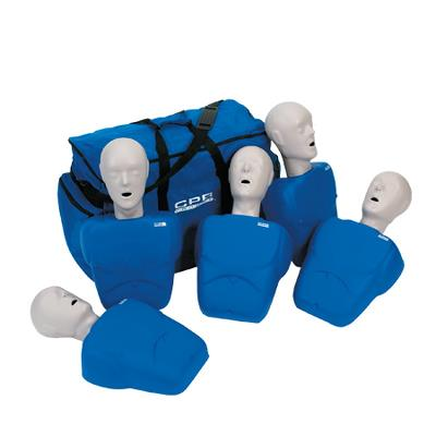 CPR Prompt 5-pack Adult/Child Manikins (TPAK 100)