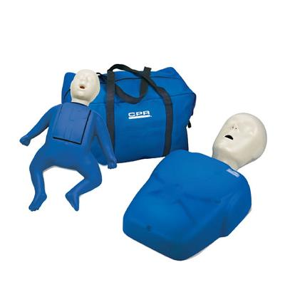 CPR Prompt 1 Adult/Child and 1 Infant Manikin (TPAK12)