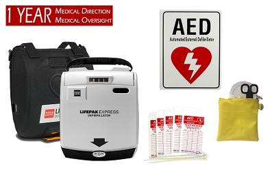 Physio Control Lifepak Express Package
