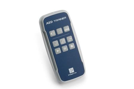 Prestan Professional AED Trainer Remote with 2 'AA' batteries( use with the Prestan AED Trainer)