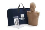 Prestan Child CPR/AED Manikin w/ CPR Monitor - Dark Skin